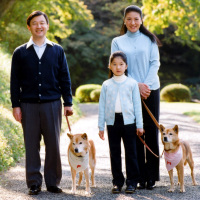 Crown Prince Family
