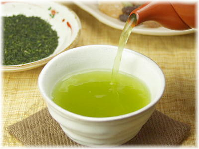 green tea _guri