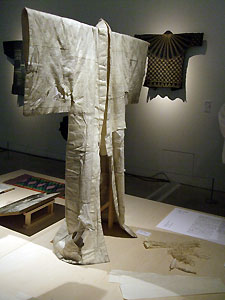 Paper Clothes Kimono