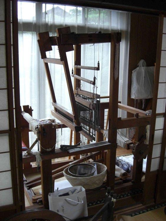 a Hand-Loom